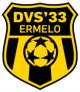 Logo DVS'33 Ermelo VR3