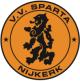 Logo Sparta Nijkerk VR3