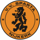 Logo Sparta Nijkerk JO8-9