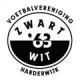 Logo Zwart Wit '63 VR1